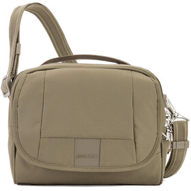 Pacsafe Metrosafe LS140 Shoulder Bag earth khaki